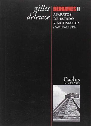 DERRAMES II APARATOS DE ESTADO Y AXIOMA