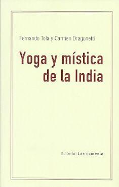 YOGA Y MISTICA DE LA INDIA
