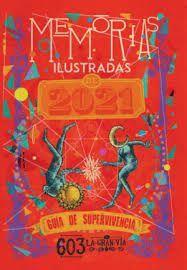 MEMORIAS ILUSTRADAS DE 2021 AGENDA