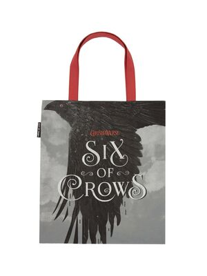 TOTE SIX OF CROWS